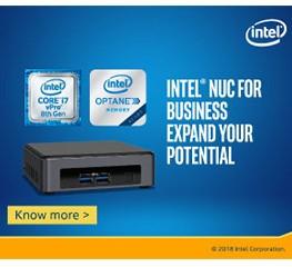 Go Pro With Intel's NUC Running Windows 10 Pro